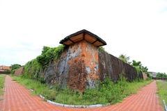 Dong Hoi citadell, Quang Binh, Vietnam 3 Royaltyfri Bild