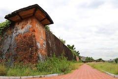 Dong Hoi cytadela, Quang Binh, Wietnam Zdjęcia Stock