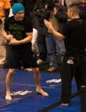 Dong Hyun Kim UFC 125 12/30/2010 Stockbild