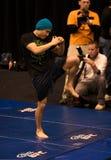 Dong Hyun Kim UFC 125 12/30/2010 Lizenzfreie Stockfotografie