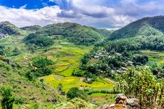 Dong Van Ha Giang, Vietnam Immagine Stock Libera da Diritti