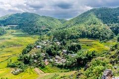 Van (Ha Giang),Vietnam stock photography