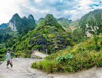 Ha Giang, Vietnam royalty free stock photos