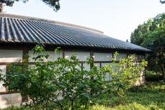 Wu Dadi Sun Quan minnesmärke Arkivbilder
