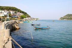 Dongao Gulf Royalty Free Stock Photography