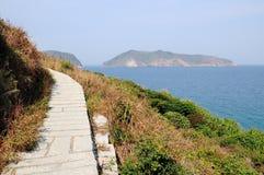 Dongao Island Coast Royalty Free Stock Photos