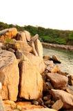 Dongao island coast Royalty Free Stock Images