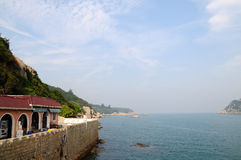 Dongao Island Gulf Royalty Free Stock Images