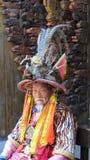 Dongba w Lijiang fotografia stock