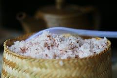 Dongchuan Czerwony Rice w Yunnan, Chiny obraz royalty free