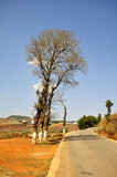 Dongchuan, Yunnan Image stock