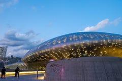 Dongdaemun Design Plaza Stock Photos