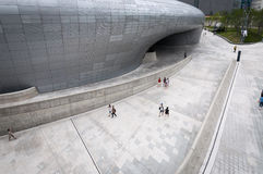 Dongdaemun Design Plaza Stock Photo