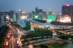 Dongdaemun Design Plaza Royalty Free Stock Photography