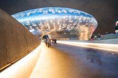 Dongdaemun Design Plaza Stock Images