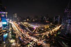 Dongdaemun Plaza Στοκ εικόνες με δικαίωμα ελεύθερης χρήσης