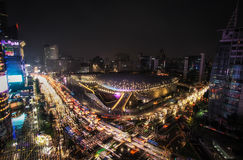 Dongdaemun Plaza Στοκ φωτογραφία με δικαίωμα ελεύθερης χρήσης