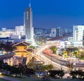 Dongdaemun port Seoul Royaltyfria Foton