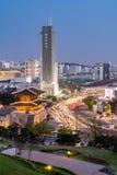 Dongdaemun port Seoul Royaltyfri Foto