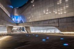 Dongdaemun projekta plac Obrazy Stock
