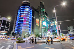 Dongdaemun Stock Photo