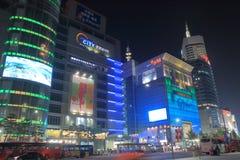 Dongdaemun shopping department store Seoul South Korea Stock Photos