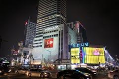 Dongdaemun town market Royalty Free Stock Images