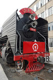 Dongfanghong steam locomotives in Sichuan Stock Photography