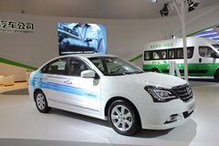 Dongfeng A60 EV Stock Photo