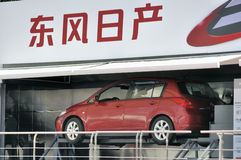 Dongfeng Nissan Stock Photography