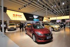 Dongfeng Nissan pavilion Stock Photos