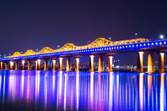 Dongho bridge in korea. Stock Images