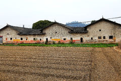 Donghuping culture village in China Royalty Free Stock Photos