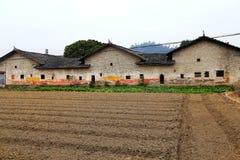 Donghuping kultury wioska w Chiny zdjęcia royalty free