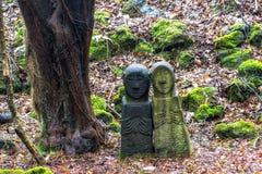 Dongjaseok en el parque de piedra fotos de archivo libres de regalías