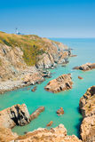 Dongju Juguang Lighthouse Headland V Royalty Free Stock Images