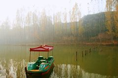 Zhengzhou Donglin Lake stock images