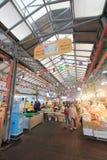 Dongmun Tradycyjny rynek w Jeju Zdjęcie Stock