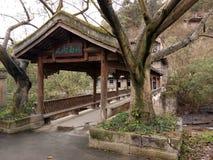 Dongxi grodzki Chongqing Chiny zdjęcia royalty free