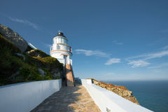 Dongyin Lighthouse Below H Stock Image