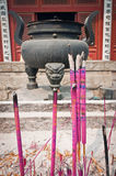 Dongyue Temple Royalty Free Stock Images
