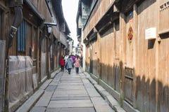 Dongzha Dajie street royalty free stock image