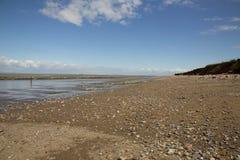 Doniford beach,  Exmoor, UK Stock Images