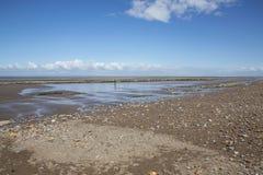 Doniford beach,  Exmoor, UK Stock Photography