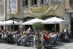 Donisl, Pub zur alten Hauptwache in Munich, Bavaria Royalty Free Stock Photo