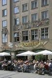 Donisl, Pub zur alten Hauptwache in Munich, Bavaria Stock Images