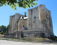 Donjon de Niort Stock Photography