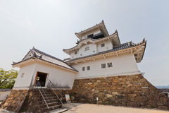 Donjon of Kakegawa Castle, Shizuoka Prefecture, Japan Royalty Free Stock Photo