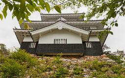 Donjon of Yoshida Castle, Aichi Prefecture, Japan Royalty Free Stock Images