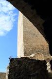 Donjon Tower Imagens de Stock